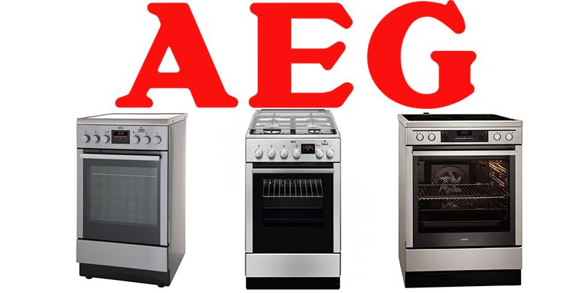 Услуги по ремонту электроплит AEG