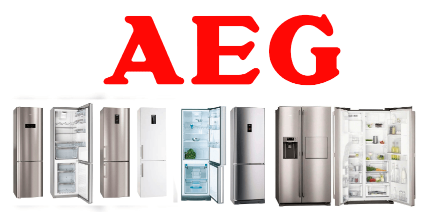 Услуги по ремонту холодильников Aeg