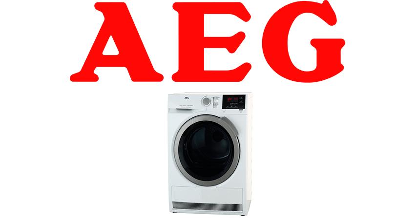 Услуги по ремонту сушильных машин AEG