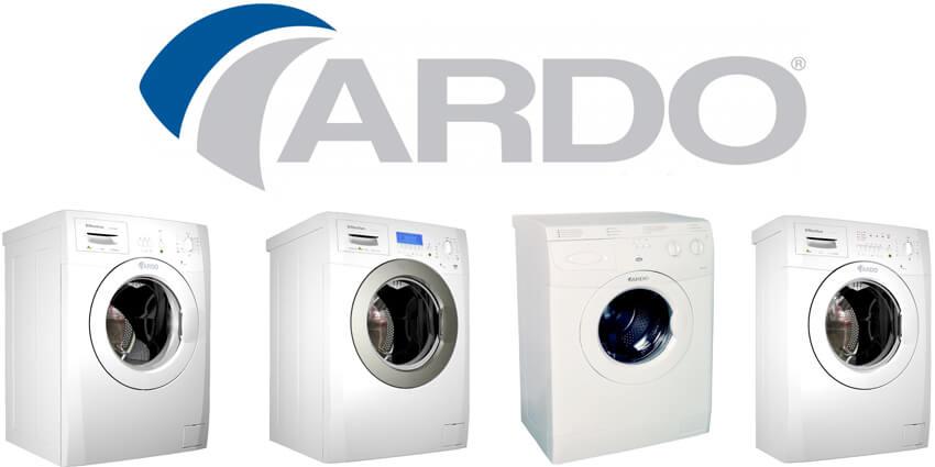 Услуги по ремонту стиральных машин Ardo