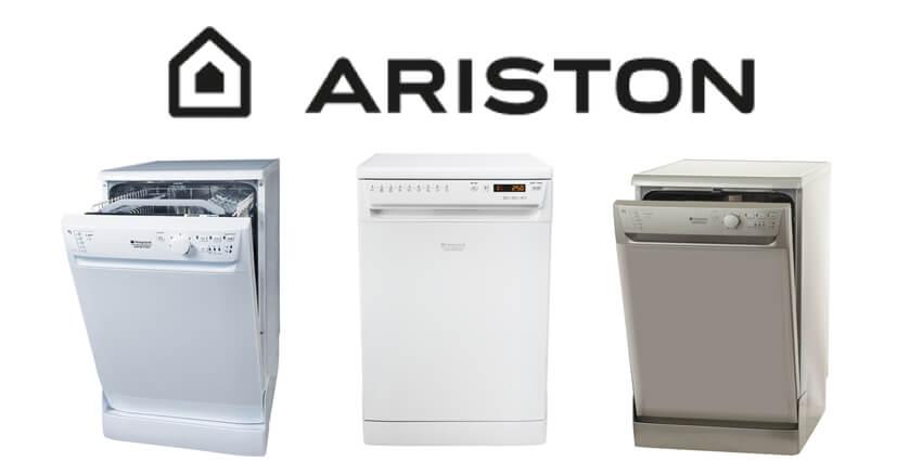 Услуги по ремонту посудомоечных машин Ariston
