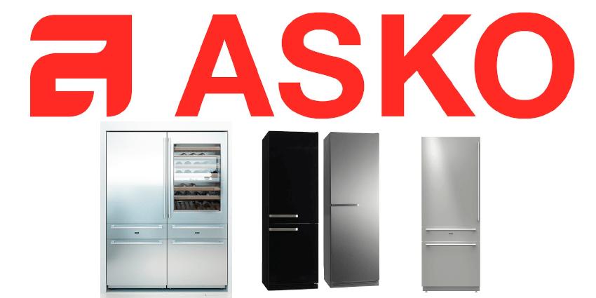 Услуги по ремонту холодильников Asko