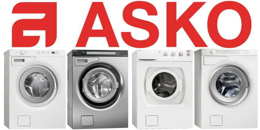 Услуги по ремонту стиральных машин Asko