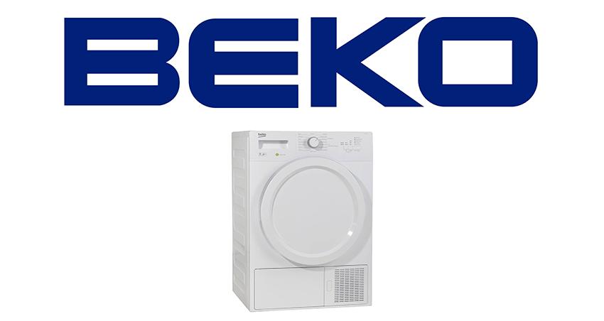 Услуги по ремонту сушильных машин Beko
