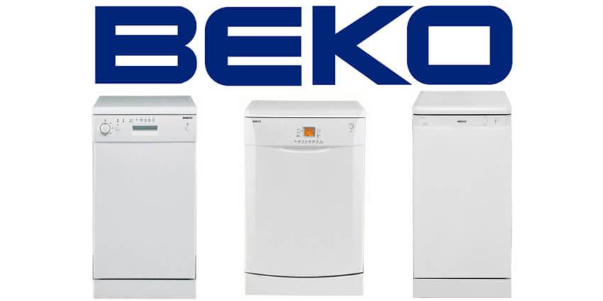 Услуги по ремонту посудомоечных машин Beko