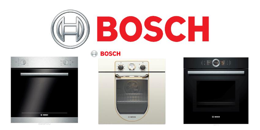 Услуги по ремонту духовых шкафов Bosch