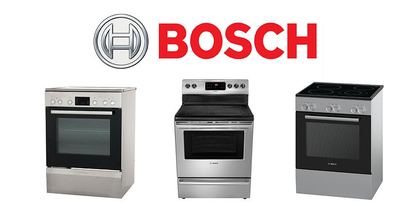 Услуги по ремонту электроплит Bosch