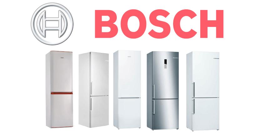 Услуги по ремонту холодильников Bosch