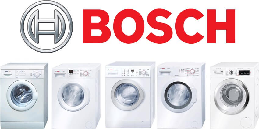 Услуги по ремонту стиральных машин Bosch