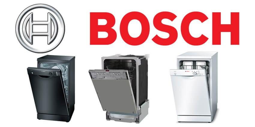 Услуги по ремонту посудомоечных машин Bosch