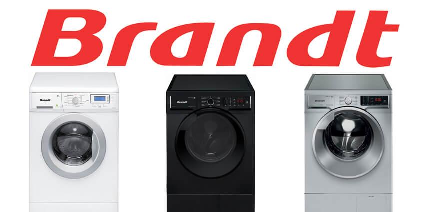 Услуги по ремонту стиральных машин Brandt