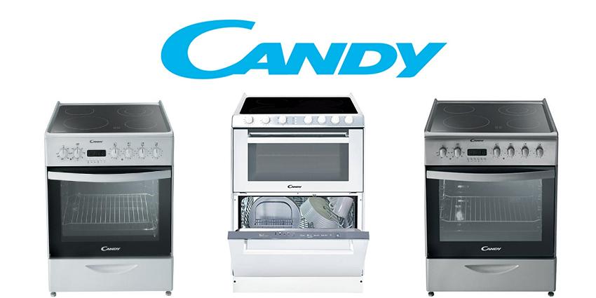 Услуги по ремонту электроплит Candy