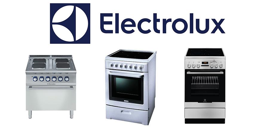Услуги по ремонту электроплит Electrolux