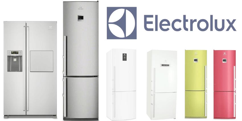 Услуги по ремонту холодильников Electrolux
