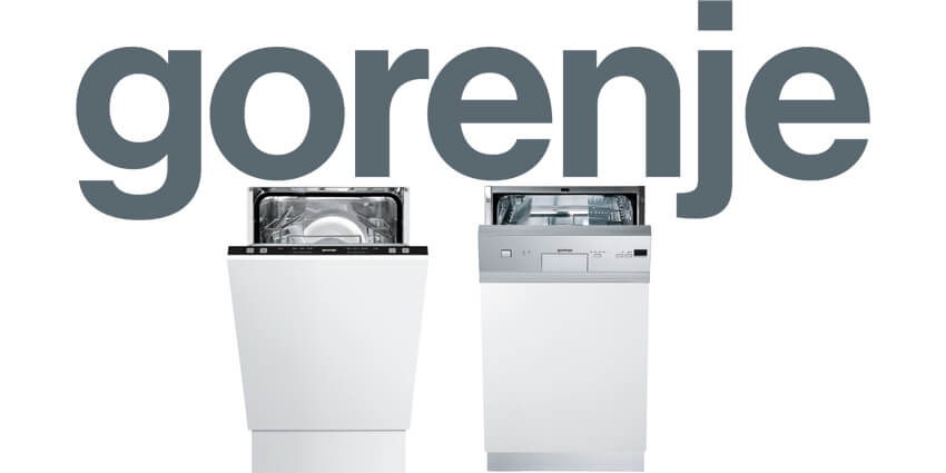Услуги по ремонту посудомоечных машин Gorenje