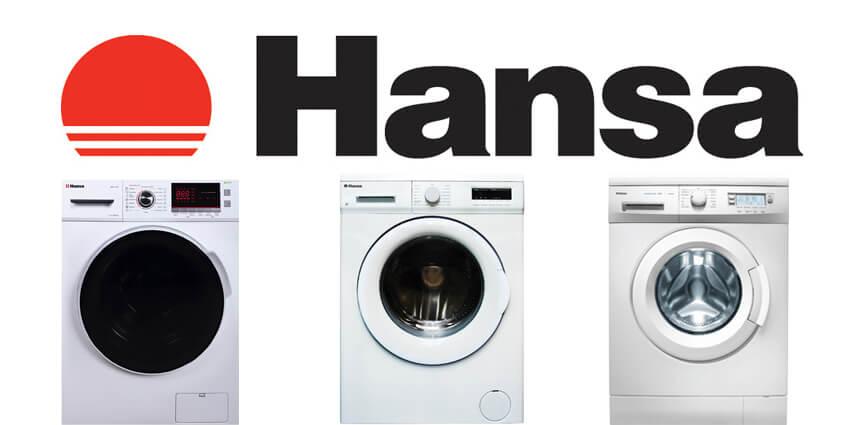 Услуги по ремонту стиральных машин Hansa