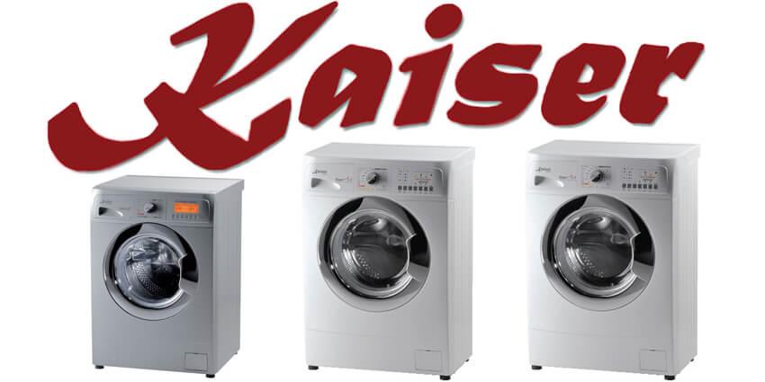 Услуги по ремонту стиральных машин Kaiser