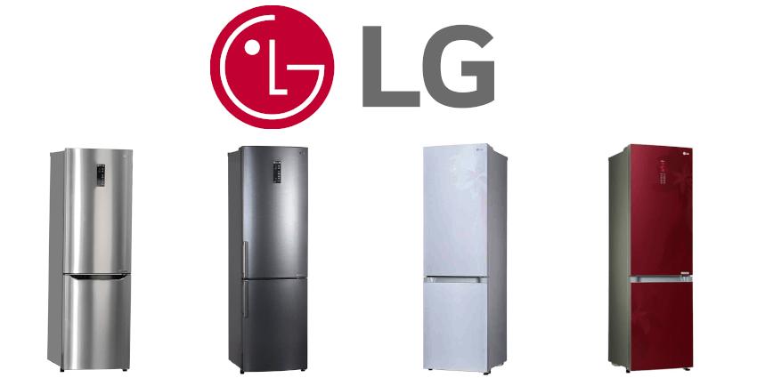 Услуги по ремонту холодильников LG