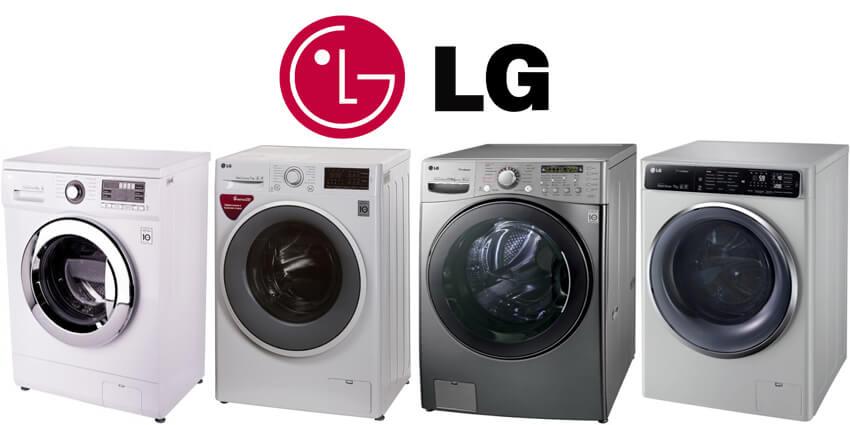 Услуги по ремонту стиральных машин LG