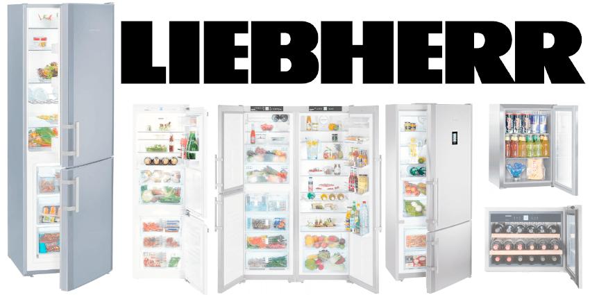 Услуги по ремонту холодильников Liebherr