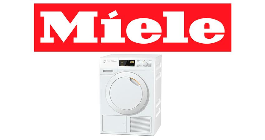 Услуги по ремонту сушильных машин Miele