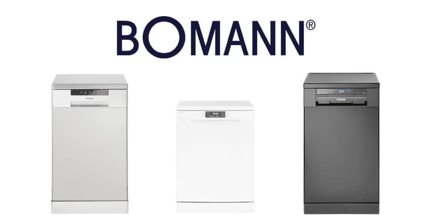 Услуги по ремонту посудомоечных машин Bomann