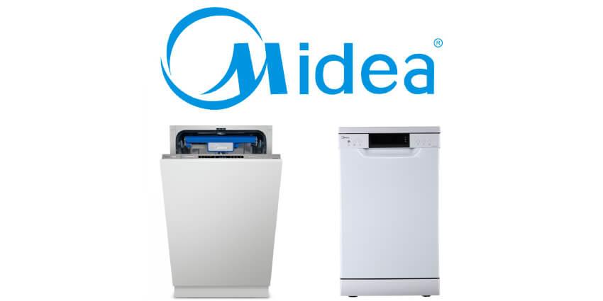 Услуги по ремонту посудомоечных машин Midea