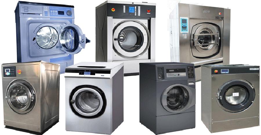 Услуги по ремонту промышленных стиральных