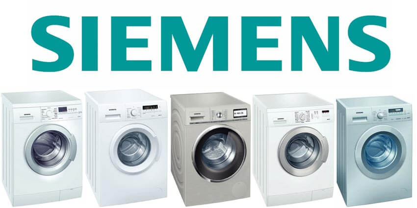 Услуги по ремонту стиральных машин Siemens