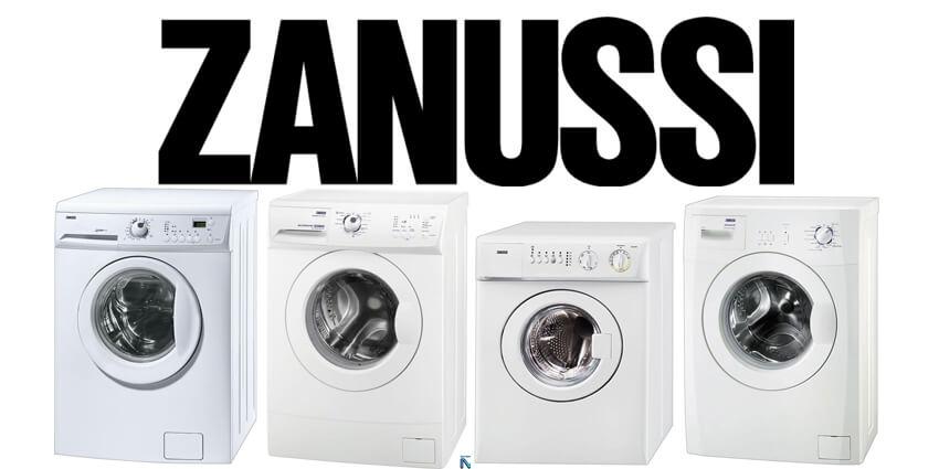 Услуги по ремонту стиральных машин Zanussi