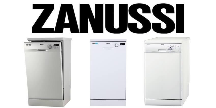 Услуги по ремонту посудомоечных машин Zanussi